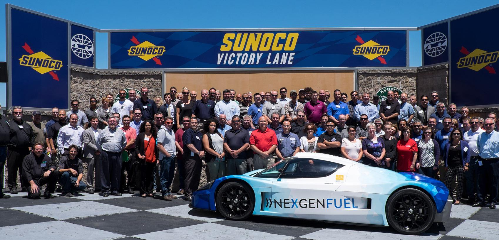 Racing Archives » NEXGEN Fuel